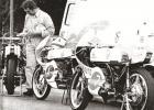 Team Sonauto B. Fargues avec les TD-2 et TR2 (1969)