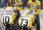 Jarno Saarinen et Kel Carruthers - Daytona 1973