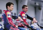 Garry McCoy et Noriyuki Haga - Team Red Bull 2001