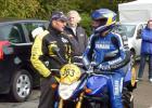 Eric De Seynes et Marc Fontan - Moto Tour 2010