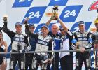 Team GMT94 -24H du Mans 2014