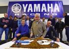 Yamaha et Rinaldi : 25 ans de collaboration (2016)