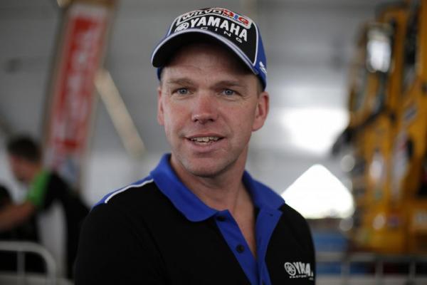Frans Verhoeven - Dakar 2014