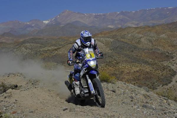 Olivier Pain - Dakar 2014