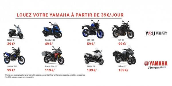 Yamaha Rent (2019)