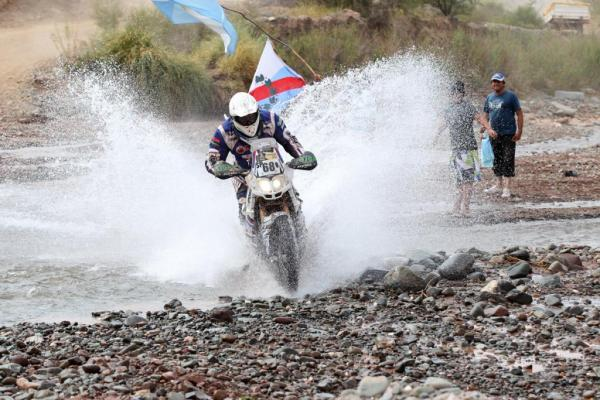 David Barrot - Dakar 2012