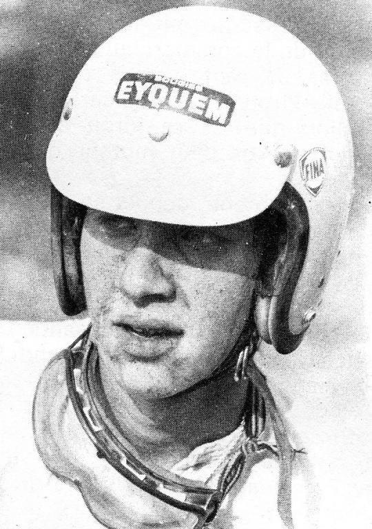 Patrick Drobecq - Champion Junior 1971