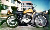 XT500 : la genèse (1973)