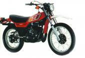 DT400MX / DT250MX (1976)