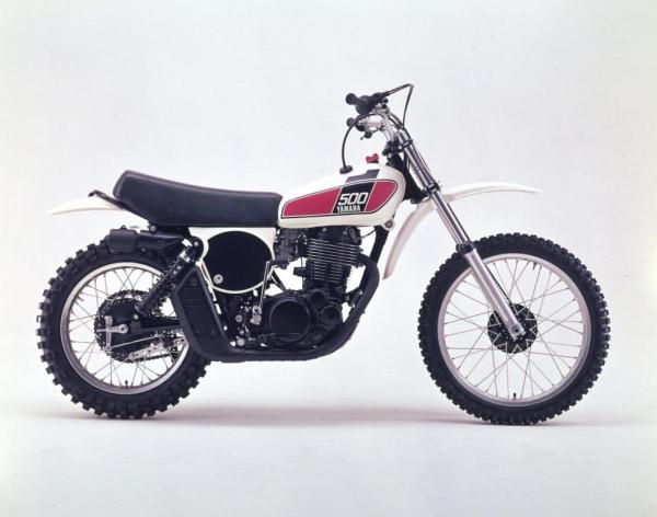 TT500 (1976)