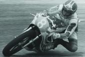 Takazumi Katayama : Champion du monde 350 (1977)
