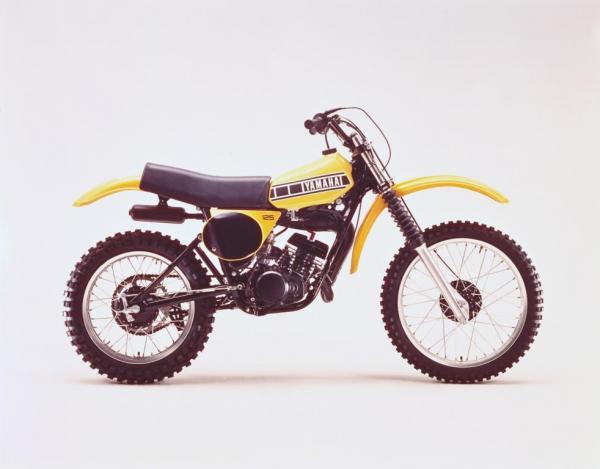 YZ125 (1977)