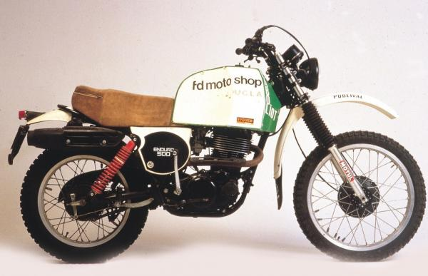 XT500 Paris Dakar (1979)