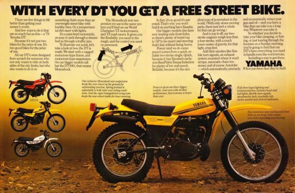 DT250 (1979)