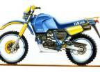 Croquis XT600 Ténéré (1981)