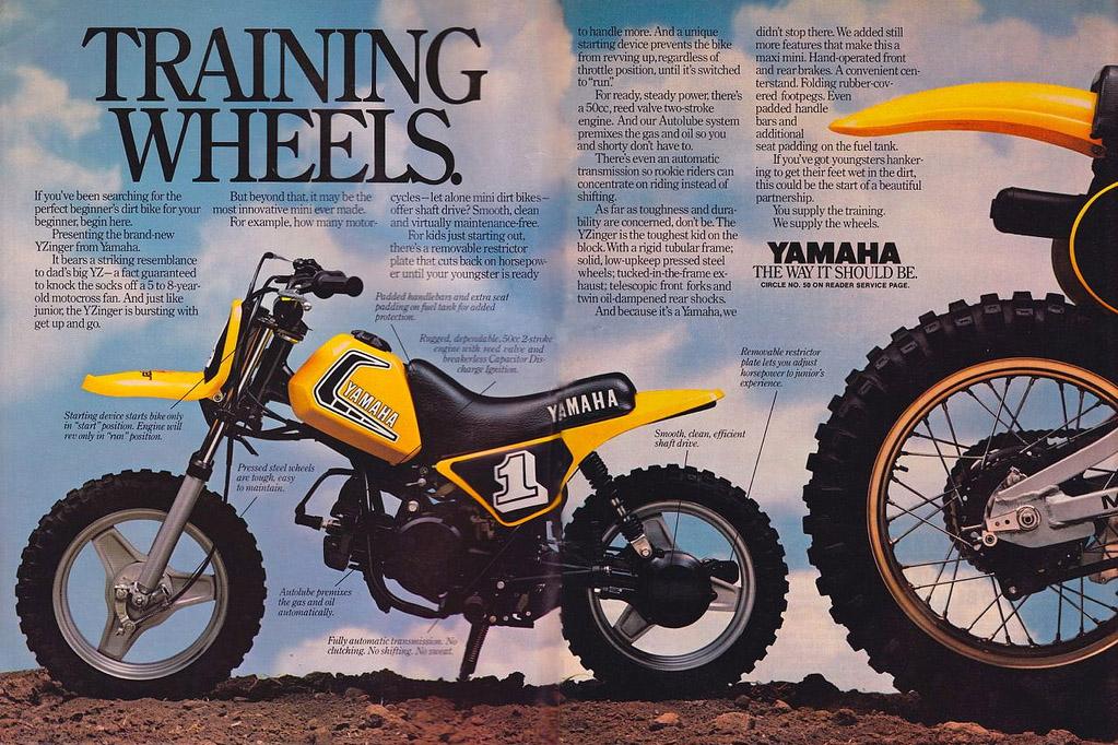 PW50 (1981)   Yamaha Community