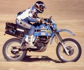 Paris- Alger - Dakar 1982