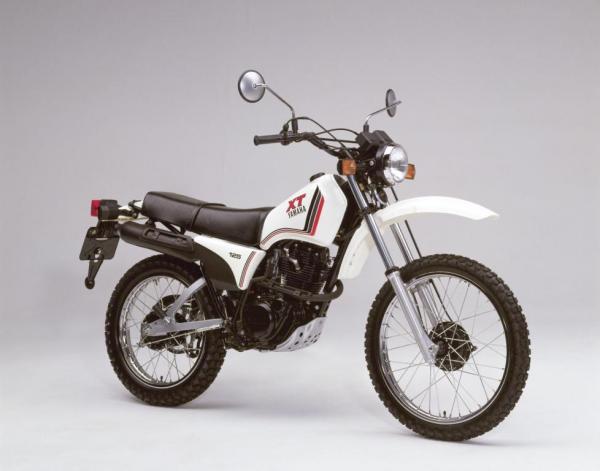 XT125 (1982)
