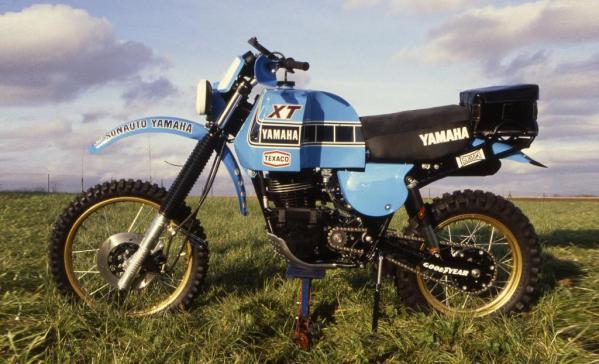 XT500 'Dakar' (1982)