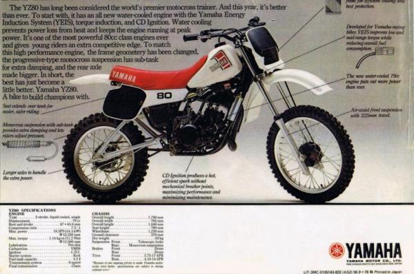 YZ80 (1982)