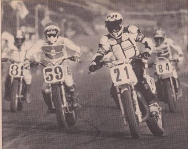Eddie Lawson gagne « The Superbikers » (1983)