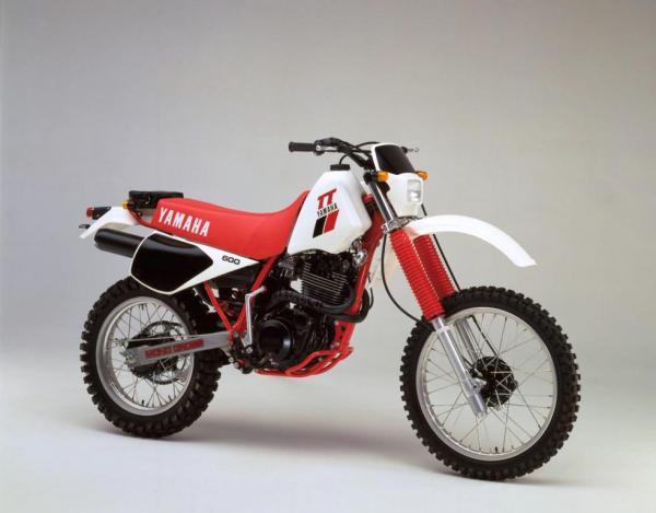 TT600 (1983) | Yamaha Community