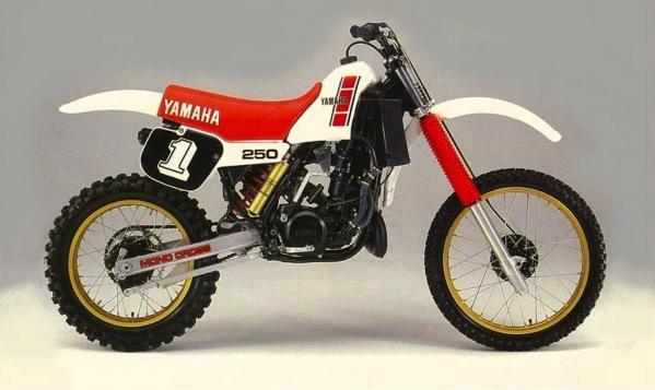 YZ250 (1983)