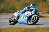 Christian Sarron Champion du monde 250 (1984)