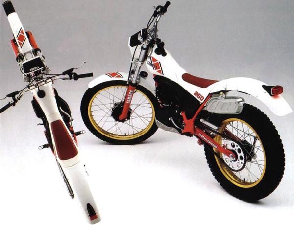TY250 (1984)