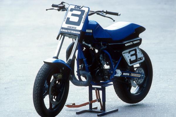 YZ490 'Supermotard' (1985)