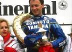 Christian Sarron - GP500 d'Allemagne de l'Ouest 1985