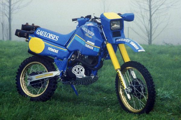 XT660 Ténéré Prototype Dakar (1985)