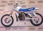 YZ490 'Supermotard' (1987)