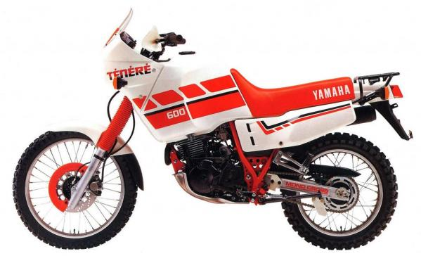 XT600Z Ténéré (1988)