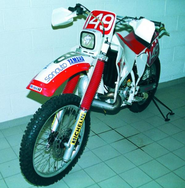 YZ250 'ISDE' (1988)