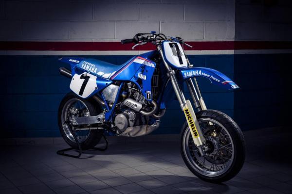 """XT660 Superbiker """"Peterhansel"""" (1991)"""