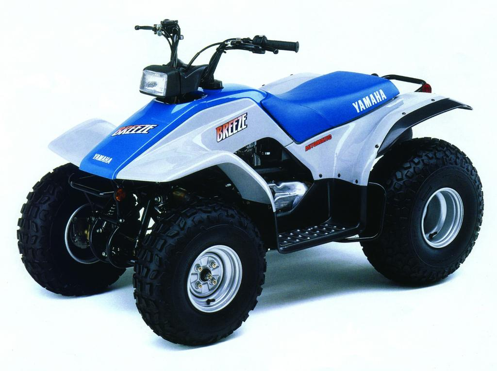 yamaha breeze 125 quad bike wroc awski informator. Black Bedroom Furniture Sets. Home Design Ideas