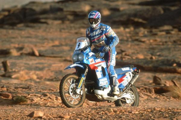 Jean-Claude Olivier - Dakar 1995