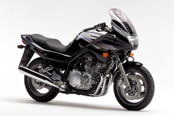XJ900 Diversion (1995)