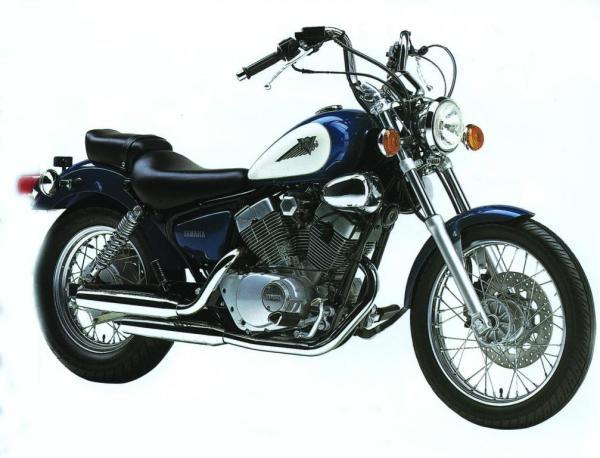 XV125 Virago (1996)