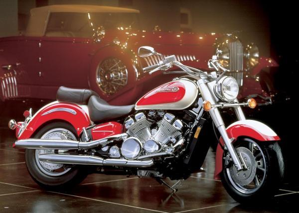 XVZ1300 Royal Star (1997)