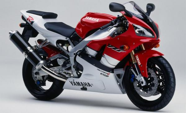 YZF-R1 (1999): 1999-R1 Competition White (BWC1)