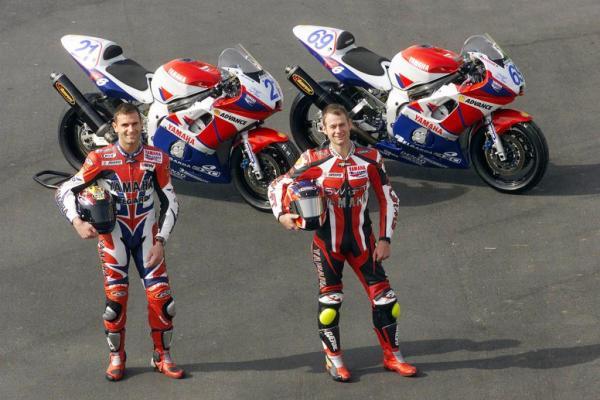 James Whitham et Massimo Meregalli (2000)