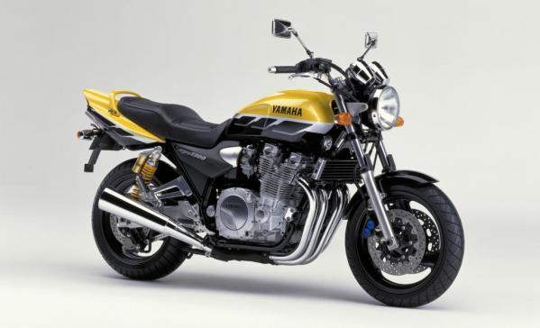 XJR1300SP (2001)