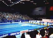 Premières piscines Yamaha (1974)