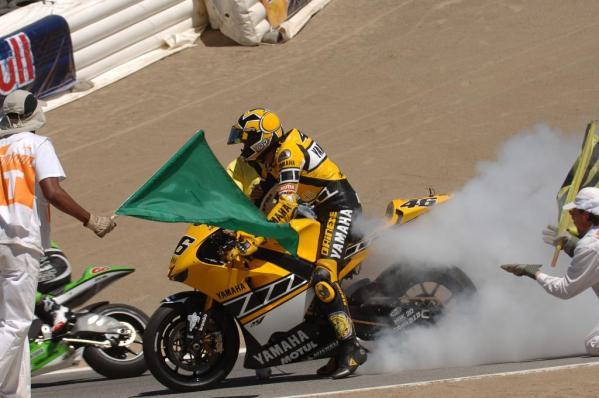 Valentino Rossi - GP des USA 2005