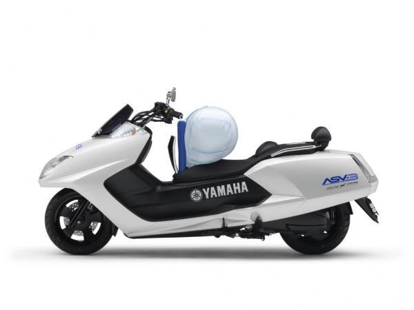 Yamaha ASV-3 (2006)