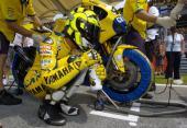 Rossi : vice-champion du monde MotoGP 2006