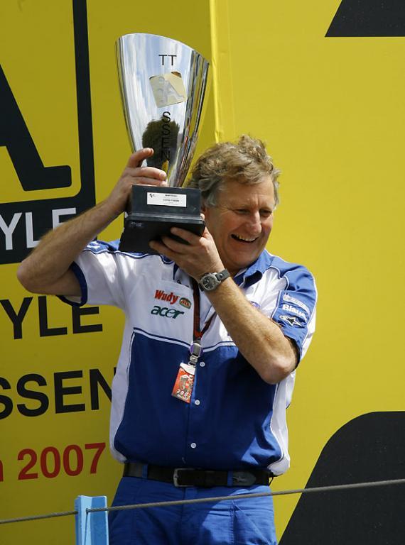 Jeremy Burgess (2007)