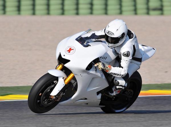 Lorenzo - Essais de Valencia 2007